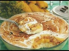 FAÇA E VENDA -TORTA DE BANANAS - Deliciosa e Fácil de Fazer