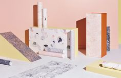 Grand petit salon - Textile accessories & wallpapers