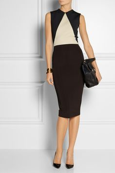 Victoria Beckham. Awesome, tailored and Chic!
