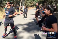 Sábados de HIT:56 Entrenamiento en el Bosque de Tlalpan  #fitness #outdoors #team56 #SegundaGeneración