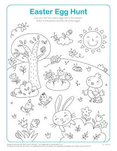 We Love to Illustrate: Happy Easter Treats!
