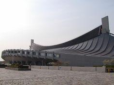 国立屋内総合競技場(国立代々木競技場) | docomomo