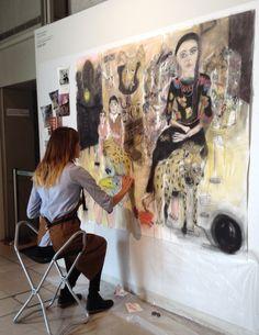 Freya Working