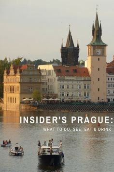 Insider's Prague: Tourist Traps to Avoid, What to Do, Where to Eat