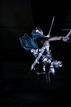Satsuki Levi Ackerman Cosplay Photo - Cure WorldCosplay