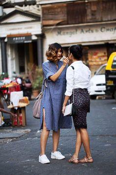 Τα πολύχρωμα φορέματα δίνουν πάντα τη λύση! | Jenny.gr