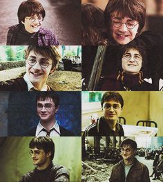 Harry Potter is the cutest<3