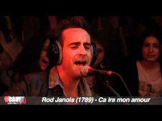 """un morceau très recent, ici en """"version acoustique"""": Rod Janois - Ca ira mon amour"""