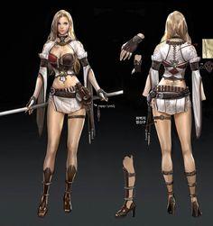 Ak5 - Character concept design