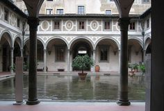 italian renaissance courtyard - Google Search