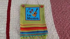 Check out this item in my Etsy shop https://www.etsy.com/listing/549438135/la-musica-hanger-home-decor-kitchen