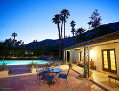 Tennis Club Vacation Rental - VRBO 410838 - 4 BR Palm Springs, Central House in CA, Remodeled Historic 1937 'San Jacinto Cottage'