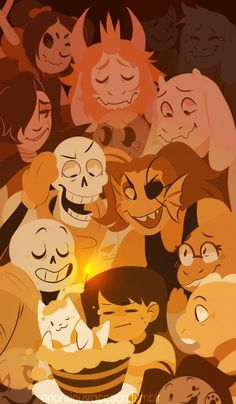 Happy Birthday Undertale
