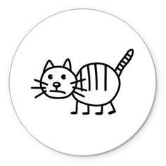 Рисунок кота