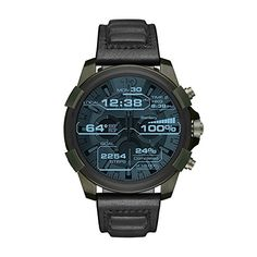 Diesel Watches Men's Touchscreen Smartwatch
