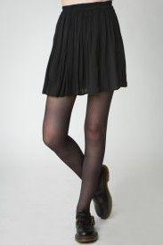 beautiful heather skirt, Brandy Melville