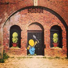 Street Art by Jace : Job done