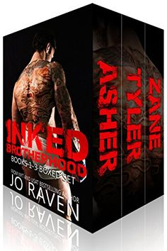Inked Brotherhood Bundle (Books 1-3) by Jo Raven http://www.amazon.com/dp/B0164NJMPK/ref=cm_sw_r_pi_dp_64wjwb1S7TY37