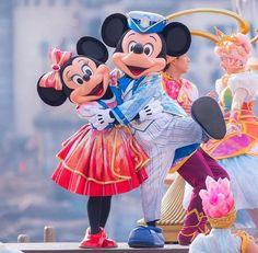 #ディズニーシー #15周年 #グランドフィナーレ #ミッキー&ミニー #Tokyo Disney Sea #15 years anniversary #Grand Finale #Mickey & Minnie
