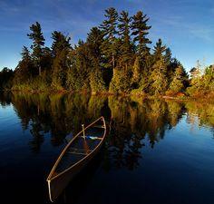 Canoeing :)
