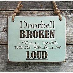 Forget Dog Beware of Kids Sign - Funny Sign - Front Door Sign