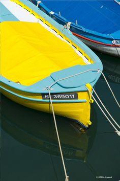 Un bateau à Nice Côte d'Azur