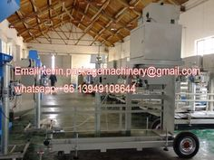 Auto Filling and Dry Mortar Bag Filling Machine.
