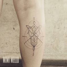Image result for lotr geometric tattoos