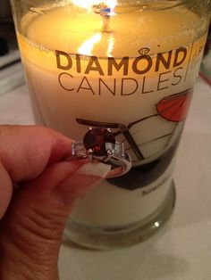www.diamondcandles.com #rings #jewelry #DiamondCandles #candles #decor #diamonds