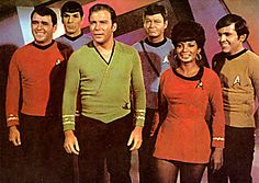 Star Trek the Original Series (TOS) debuted on September 8, 1966 on NBC. Description from honorsdecadesblock1.wikispaces.com. I searched for this on bing.com/images