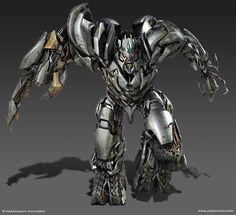 Transformers 2 Starscream Jet