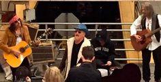 U2: concerto nella metropolitana di New York | Video