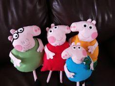 Família da Peppa Pig