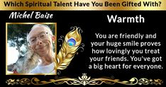 Which Spiritual Talent Have You Been Gifted With?
