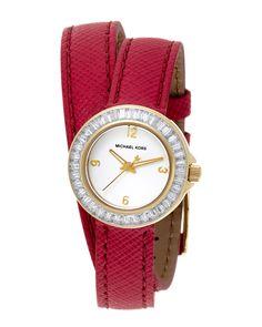 """Michael Kors Women's """"Mini Madison"""" Watch is on Rue. Shop it now."""