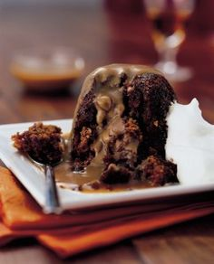 Crispy Popovers With Dark Chocolate Irish Creme Sauce Recipes ...