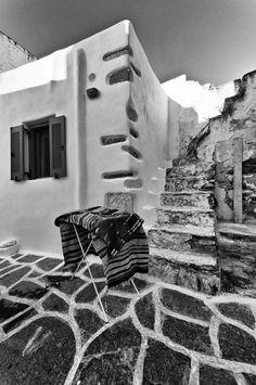 Naoussa, Paros Naoussa Paros, Paros Greece, Sandy Beaches, Greek Islands, Windmill, God, Sunset, Black And White, Places