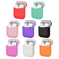 AirPods 1 / 2 Case Soft Silicone Covers for Apple AirPods 1 & AirPods 2 Apple Airpods 2, Semi Flush Ceiling Lights, Airpod Case, Keep It Cleaner, Usb Flash Drive, Cover, Usb Drive