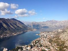 Kotor's Castle Of San Giovanni - ruined fort, hike and amazing views