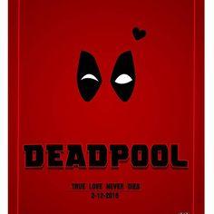 True Love Never Dies #eheem #kodekeras  #deadpoolmovie #deadpool #marvel #design