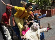 Clowns sans Frontieres, gioia e risa per Manila