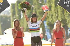Overall combative rider winner, Peter SAGAN -Le Tour de France 2016 France Photos, Pro Cycling, Road Racing, World Championship, Tours, Legs, Fashion, Moda, Fashion Styles