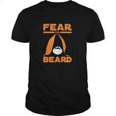 STAR WARS FEAR THE BEARD - #casual shirts #white hoodies. MORE INFO => https://www.sunfrog.com/Movies/STAR-WARS-FEAR-THE-BEARD-Black-Guys.html?60505