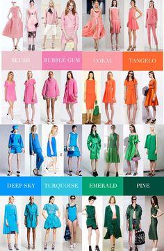 Resort 2014 colors