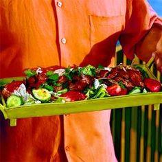 Asian Beef Salad | MyRecipes.com
