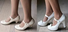 Chie Mihara Gets her Wedding Shoes on!