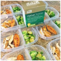 Meal planning tips for the AdvoCare 24 Day Challenge