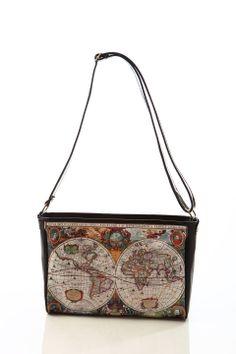 Elite Goby Philomena Handbag in Around the World - Beyond the Rack also for @Jennifer De Lurio !