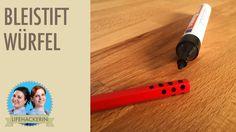 Bleistift zu Würfel umfunktionieren | Lifehack für den Urlaub