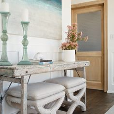 Astounding Cool Ideas: Coastal Bedroom Styling coastal entryway, the doors. Astounding Cool Ideas: Coastal Bedroom Styling coastal entryway, the doors. Coastal Entryway, Coastal Living Rooms, Coastal Decor, Coastal Rugs, Coastal Cottage, Coastal Style, Entryway Ideas, Coastal Farmhouse, Modern Coastal